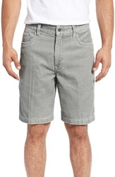 Quiksilver Men's Waterman Collection 'Supertubes 6' Corduroy Shorts Wild Dove