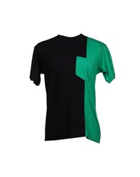 Amaranto Topwear Short Sleeve T Shirts Men