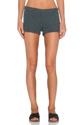 Michael Lauren Eddy Sweatshort Charcoal