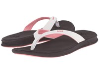 Reef Rover Catch Brown White Women's Sandals