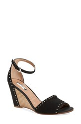 Women's Halogen 'Louise' Studded Wedge Sandal 3' Heel