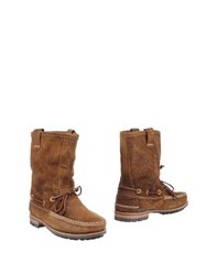 N.D.C. Made By Hand Footwear Boots Men Brown