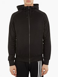 Y 3 Black Fluid Track Jacket