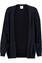 Madeleine Thompson Zach Cashmere Cardigan Blue