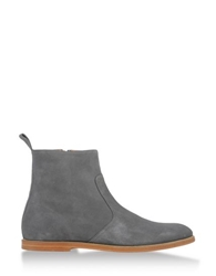 Opening Ceremony Ankle Boots Grey