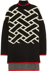 Issa Josephine Wool And Cashmere Blend Turtleneck Sweater