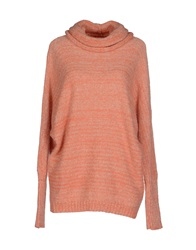 La Fee Maraboutee Turtlenecks Orange