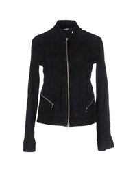 Gold Case Coats And Jackets Jackets Women Dark Blue