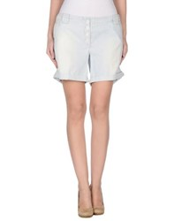 Trussardi Jeans Denim Denim Shorts Women