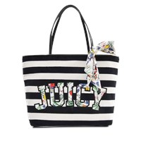 Juicy Couture Floral Oasis Velour Tote