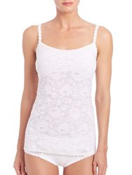 Cosabella Never Say Never New Sassie Long Camisole White Black