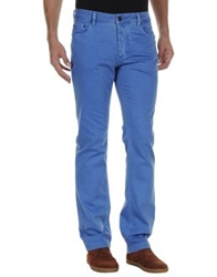 Ungaro Homme Denim Pants Pastel Blue