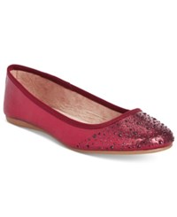 Styleandco. Style Co. Angelynn Flats Only At Macy's Women's Shoes Raisin
