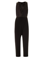 Camilla And Marc Continuous Sheer Panel Jumpsuit