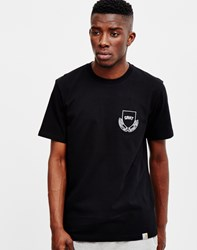 Carhartt Wip No Mercy Short Sleeve T Shirt Black White