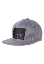 Calvin Klein Jeans Maleridge Cap Iron Gate Grey