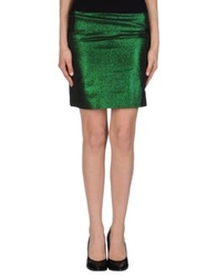 Sister Jane Mini Skirts Green