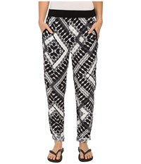 Hurley Azure Beach Pants Black T Women's Casual Pants