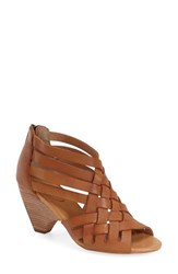 Women's Corso Como 'Genni' Sandal Tan Leather