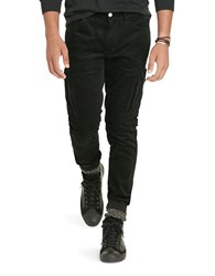 Polo Ralph Lauren Stretch Corduroy Cargo Joggers Black