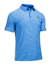 Under Armour Ua Playoff Golf Polo Brilliant Blue