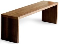 Gus Design Group Gus Plank Dining Bench