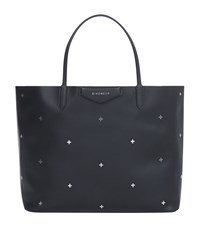 Givenchy Antigona Large Metal Cross Shopper Bag Female Black