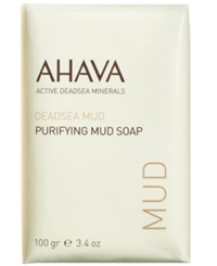 Ahava Purifying Mud Soap 3.4 Oz