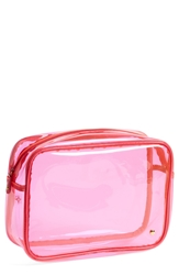 Stephanie Johnson 'Miami Pink' Jumbo Cosmetics Case