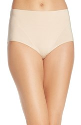 Spanxr Women's Spanx 'Retro' Shaping Briefs Soft Nude