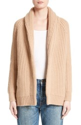 Vince Women's Wool And Cashmere Knit Car Coat
