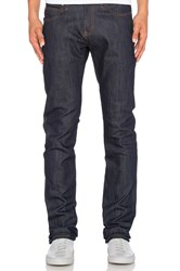 Naked And Famous Skinny Guy 12Oz. Power Stretch Indigo