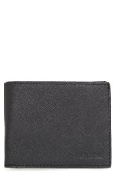 Jack Spade Men's 'Barrow' Leather Wallet