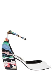 Pierre Hardy Calamity Rainbow Sandals Multi