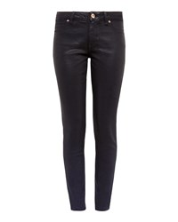 Ted Baker Ombray Ombre Wash Jeans Navy