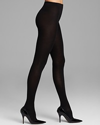 Wolford Cashmere Silk Tights Black