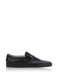 Tim Coppens X Common Projects Slip On Sneakers
