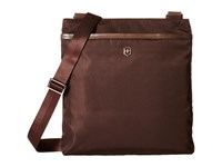 Victorinox Victoria Affinity Crossbody Day Bag Mocha Brown Cross Body Handbags Taupe
