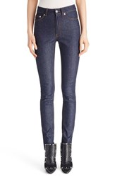 Women's Givenchy Mid Rise Skinny Jeans