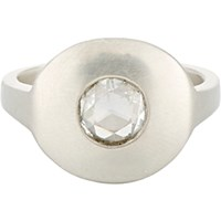 Linda Lee Johnson Women's Jubilee Rose Ring No Color