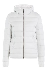 Colmar Odyssey Quilted Down Jacket With Hood White