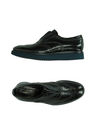 Barracuda Moccasins Black