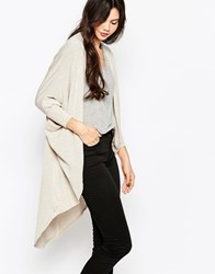 Wal G Oversized Cardigan Cream