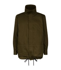 Public School Nyc Military Jacket Male Khaki
