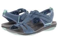 Hush Puppies Daisey Ione Dusty Blue Nubuck Women's Sandals