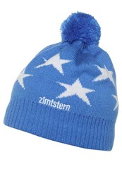 Zimtstern Hat Blue Bird White