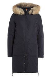 Parajumpers Alison Down Jacket With Fur Trimmed Hood Gr. S