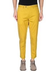 Alice San Diego Casual Pants Ocher