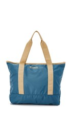 Bensimon Zipped Tote Blue