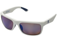 Zeal Optics Essential White River W Polarized Blue Lens Polarized Fashion Sunglasses Gray